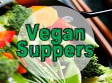 Vegan Suppers